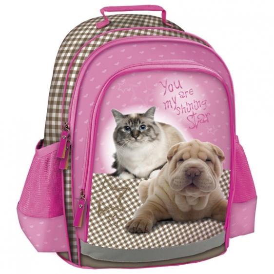 Plecak szkolny Star Animals kolekcja 10