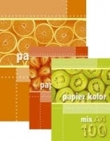 Papier ksero kolorowy