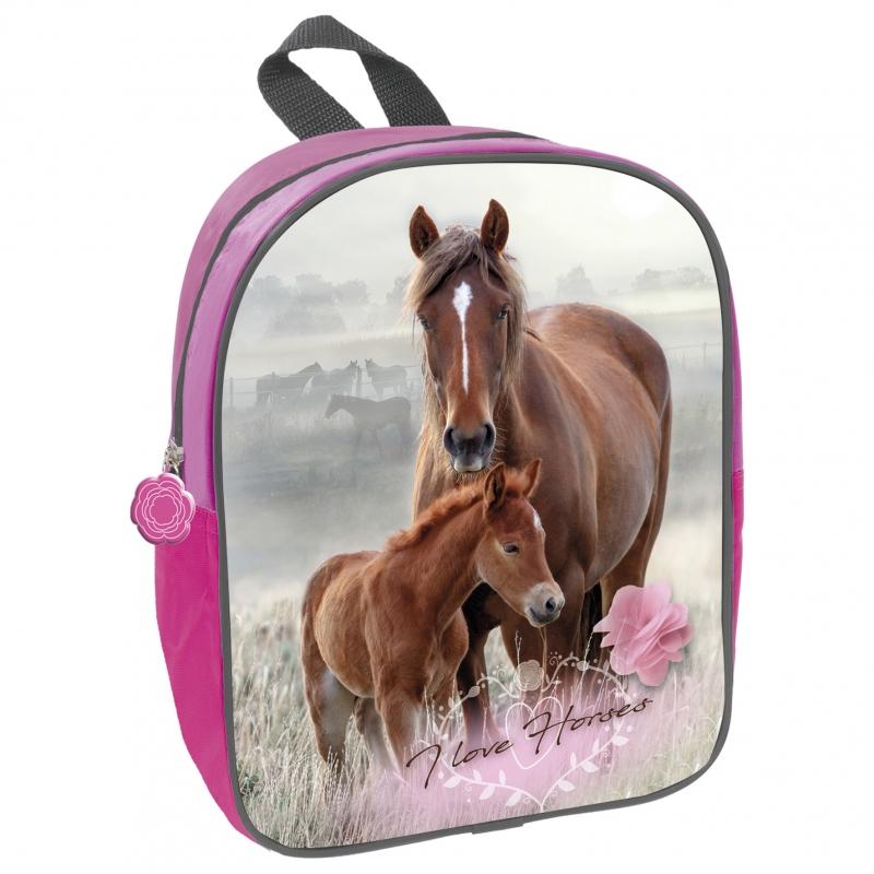 Plecaki przedszkolne dziewczęce