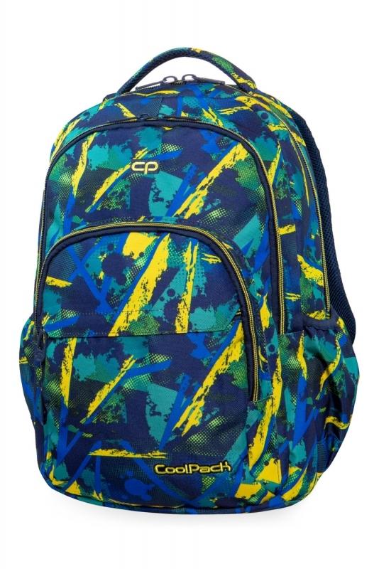 Plecak młodzieżowy Coolpack Basic Plus Abstract Ye