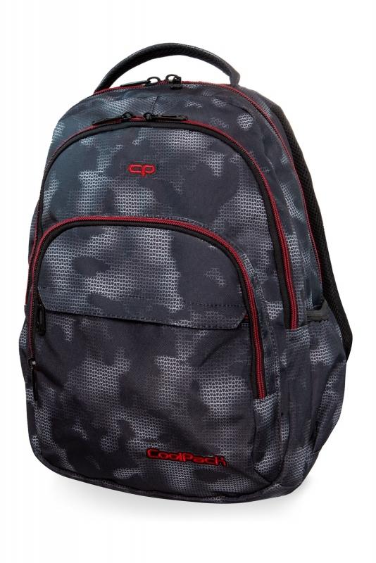 Plecak młodzieżowy Coolpack Basic Plus Misty Red