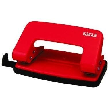 Dziurkacz metalowy Eagle 8k czerwony