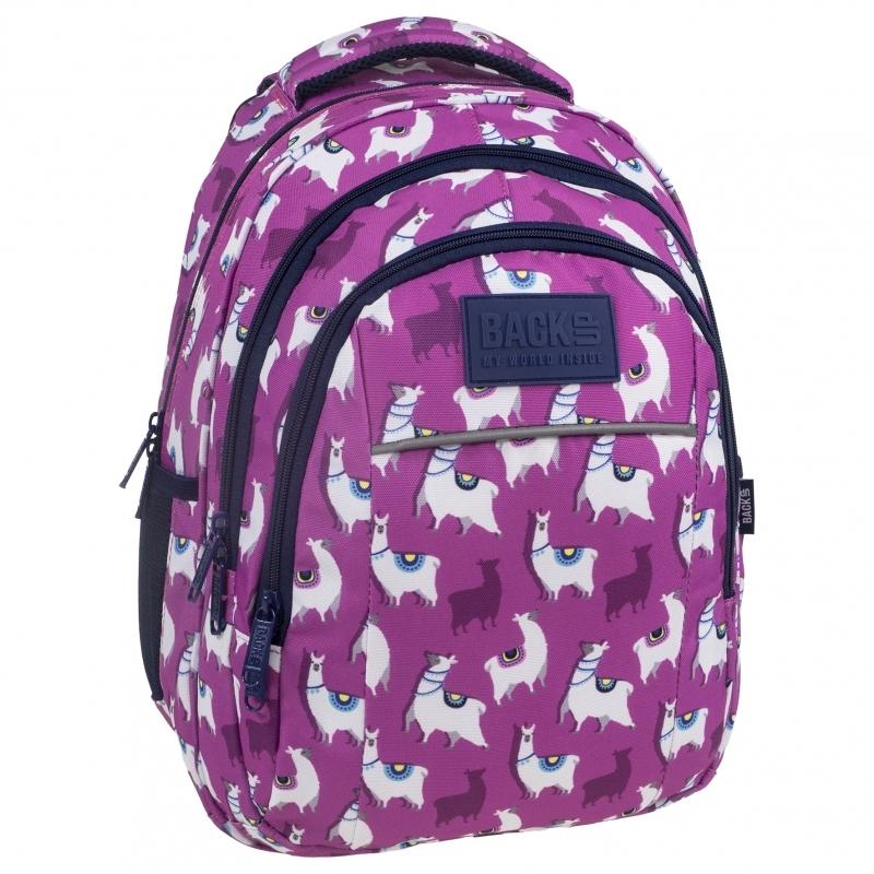 Plecak młodzieżowy BackUP 2 model H03