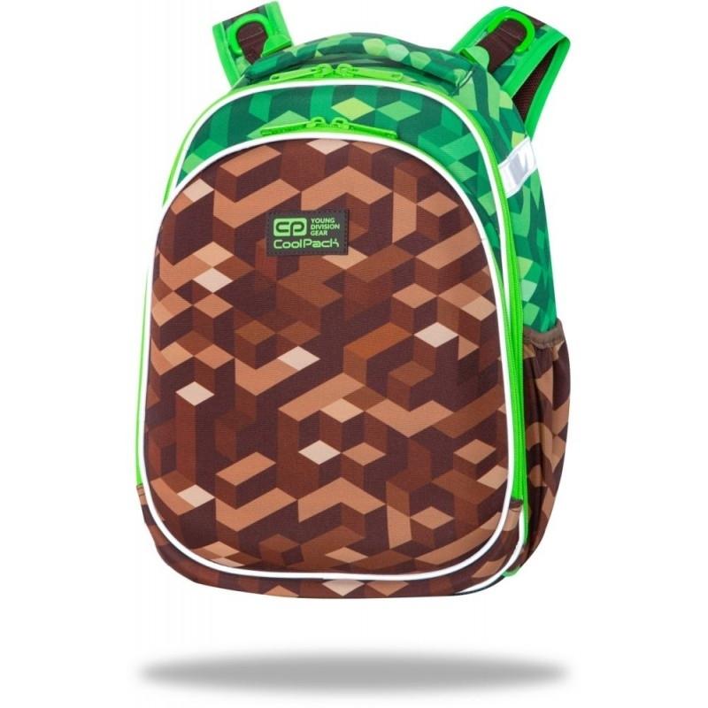 Plecak młodzieżowy Coolpack Turtle City Jungle