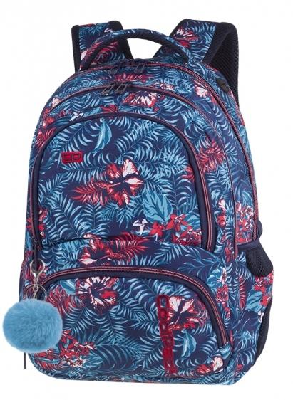 Plecak młodzieżowy Coolpack Spiner Emerald Jung A051