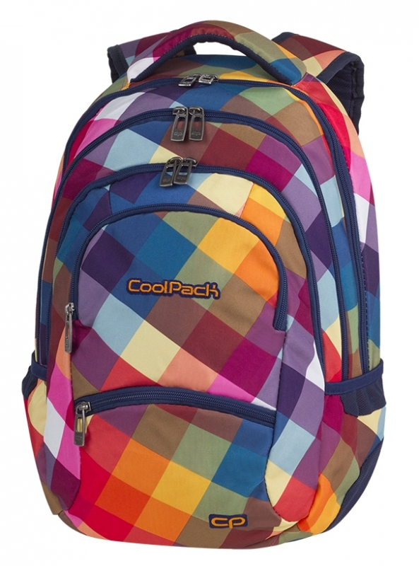Plecak młodzieżowy Coolpack College Candy Check