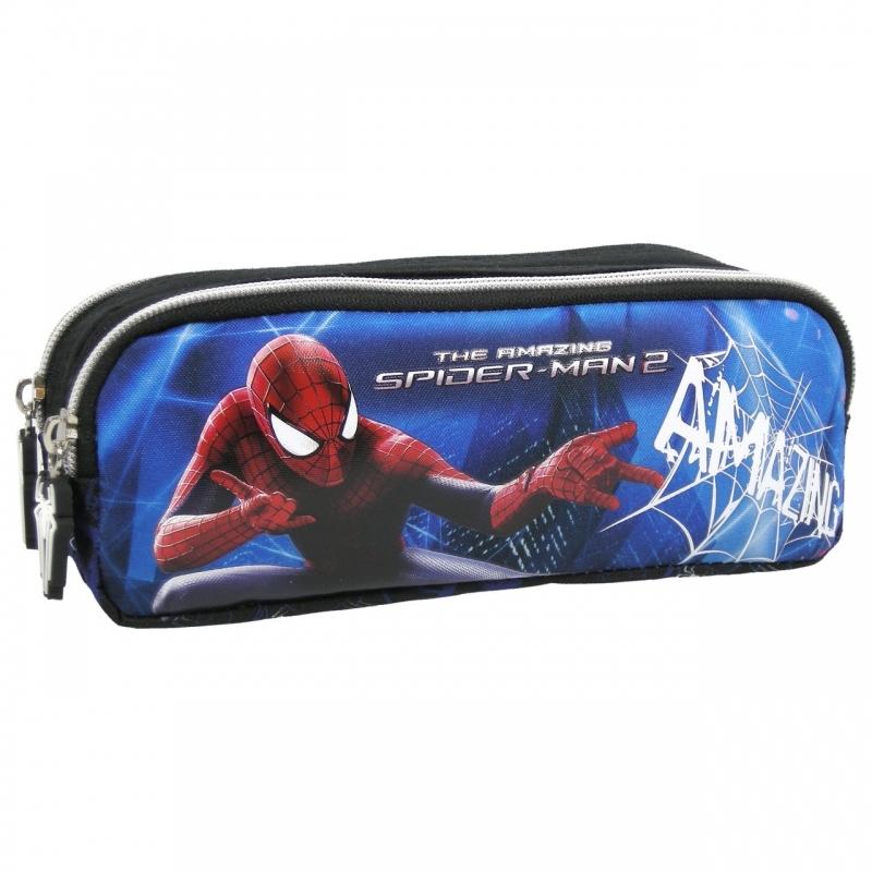 Saszetka na dwa zamki Spider Man DZ19