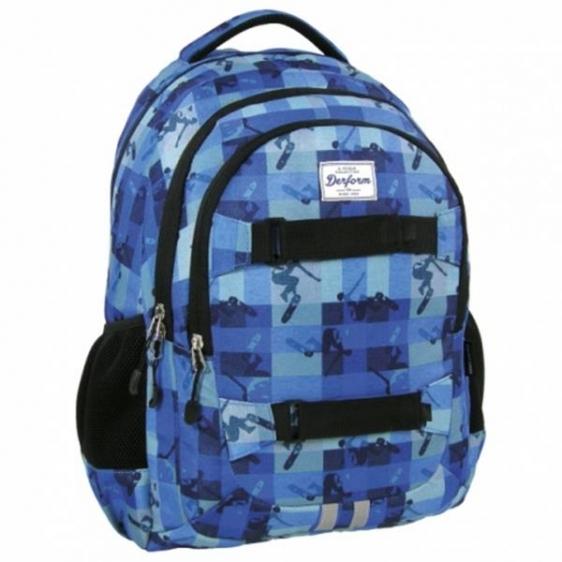 Plecak młodzieżowy 18A 37  Derform
