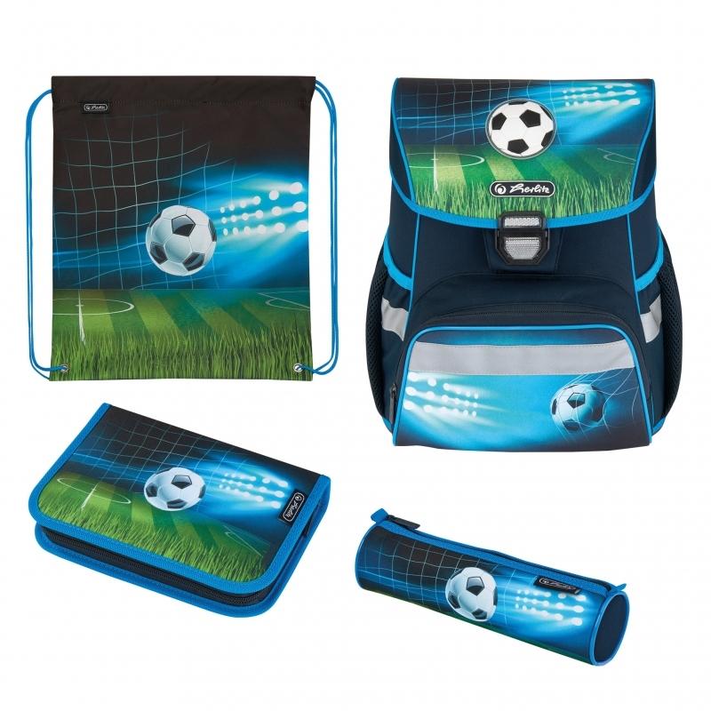 Tornister Loop Plus Soccer Herlitz