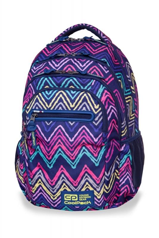 Plecak młodzieżowy Coolpack College Tech Flexy