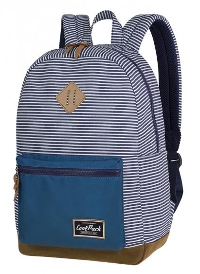 Plecak młodzieżowyCoolpack Grasp Canvas Stripes A128