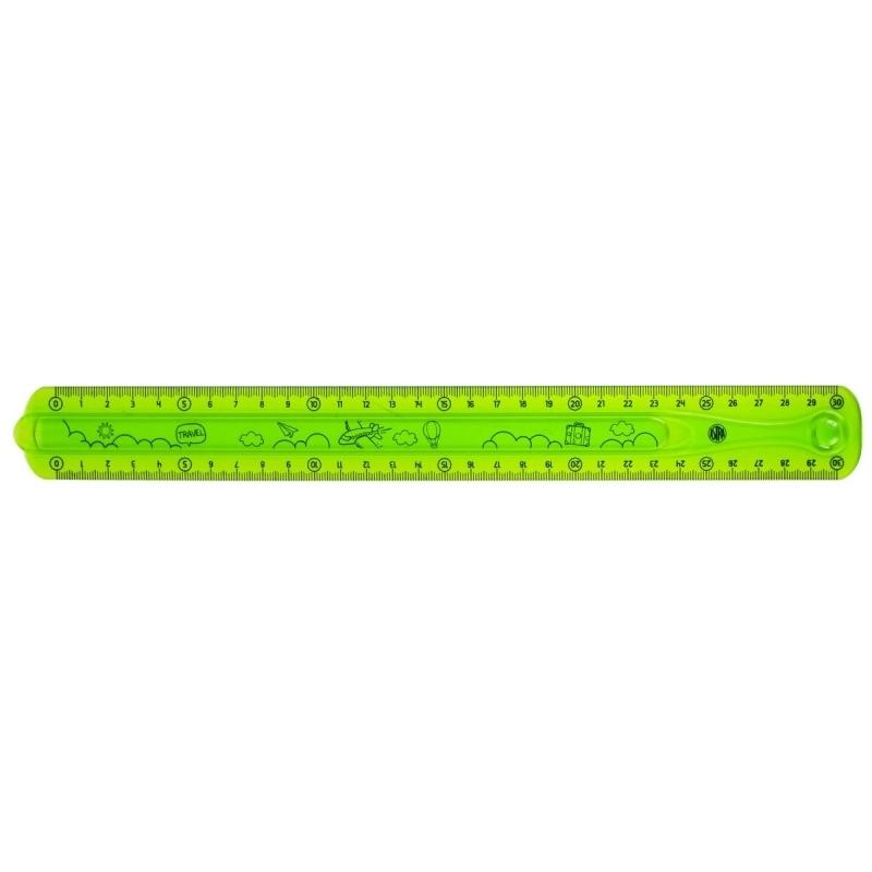 Linijka elastyczna 30cm Flexi Astra