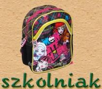 Plecak Monster High szkolno wycieczkowy seria III