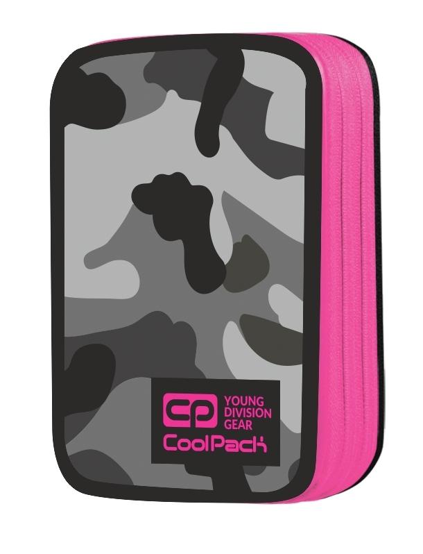 Piórnik podwójny z wyp. Coolpack Jumper 2 A363
