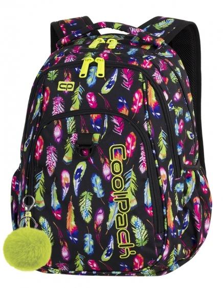 Plecak młodzieżowy Coolpack Strike Feathers A232