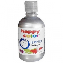 Farba Tempera Premium 300 ml Happy Color złota
