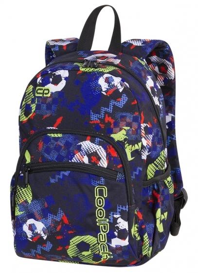 Plecak dziecięcy mini Coolpack Football A189