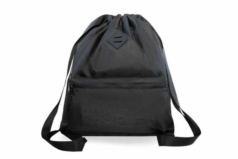 Plecak sportowy Coolpack Urban Super Black