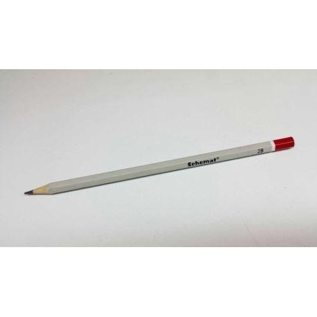 Ołówek techniczny 2H Schemat