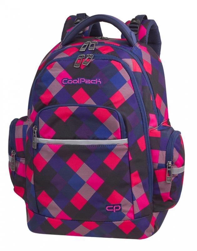 Plecak młodzieżowy CoolpackBrick Electric Pink A521