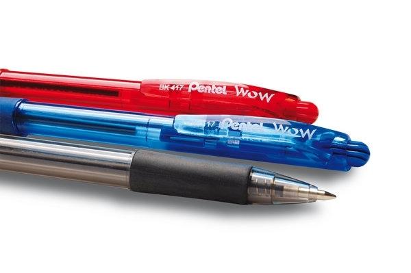 Długopis automatyczny 0,7mm WOW