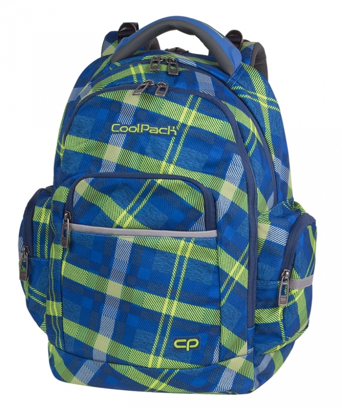 Plecak młodzieżowy Coolpack Brick Spring Field A535