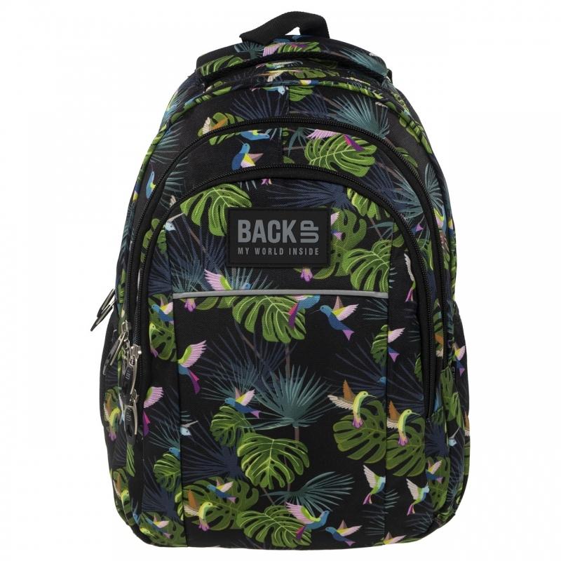 Plecak młodzieżowy BackUP model H33