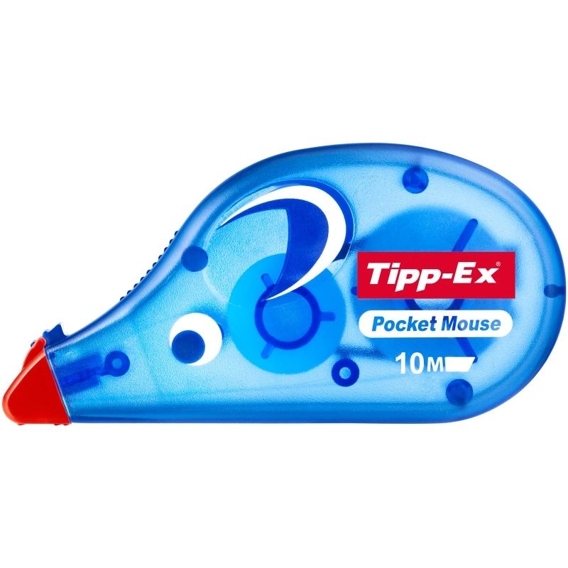 Korektor w taśmie Pocket Mouse 4,2 mmx10m Tipp-ex