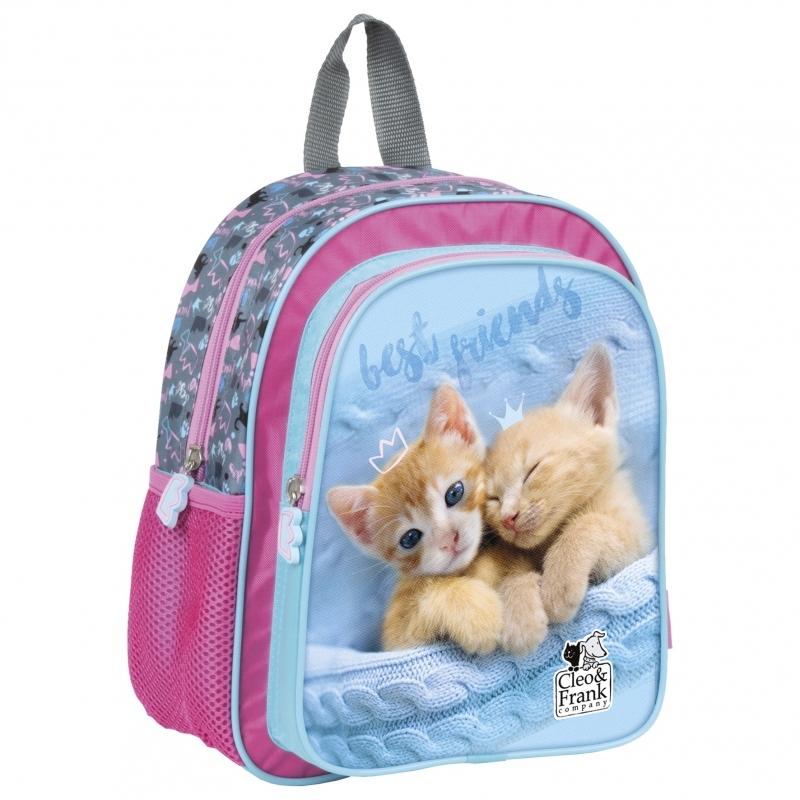 Plecak szkolno-wycieczkowy Cleo i Frank 11 25