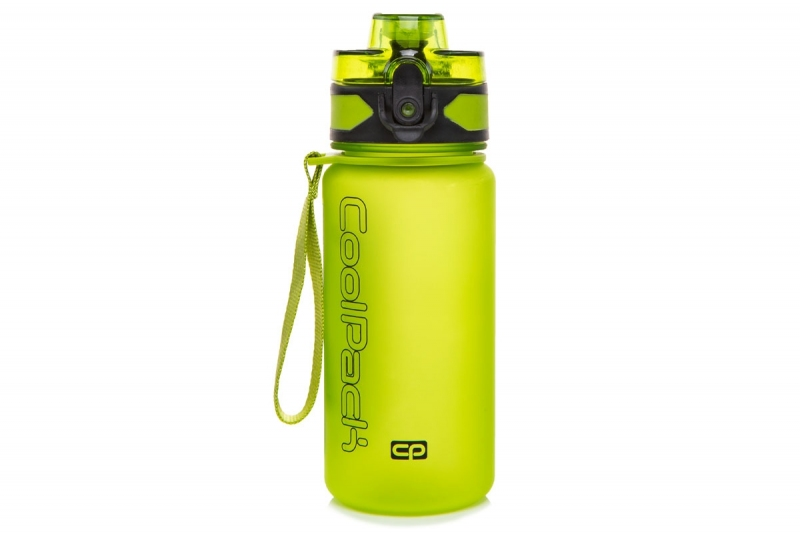 Bidon Brisk Mini Coolpack 400ml zielony