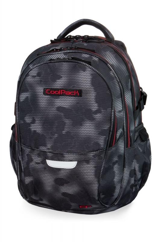 Plecak młodzieżowy Coolpack Factor Misty Red