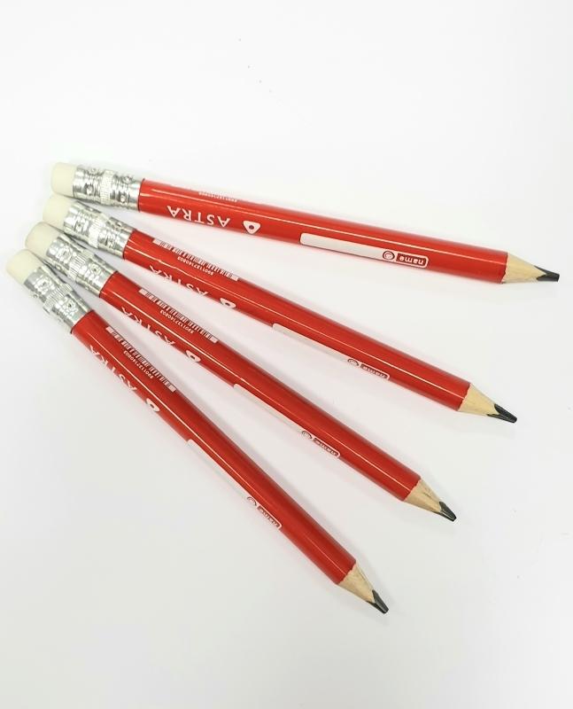 Ołówek trójkątny Jumbo do nauki pisania Astra