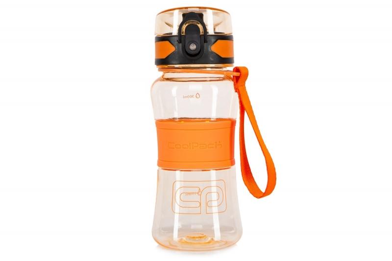 Bidon Tritanum Mini Coolpack 390ml pomarańczowy