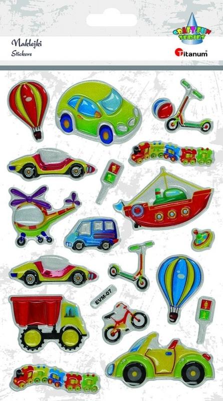 Naklejki do dekoracji pojazdy