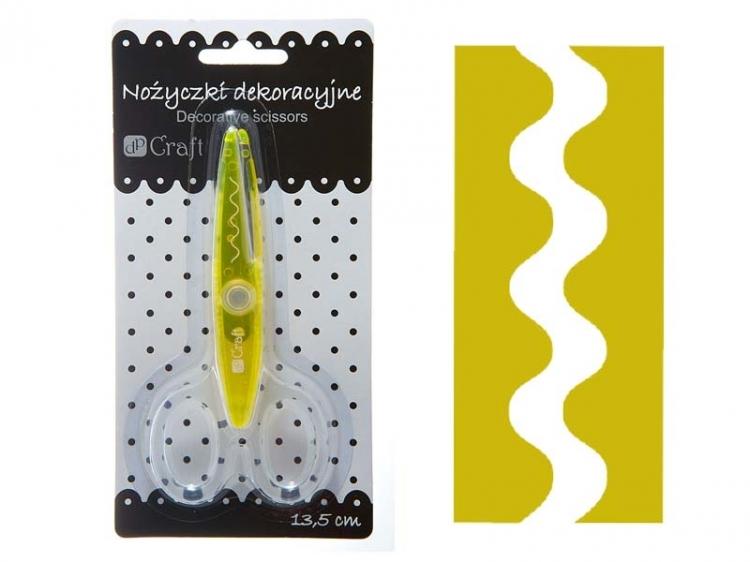 Nożyczki dekoracyjne 13,50 cm Dalprint 008