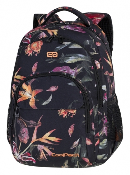 Plecak młodzieżowy Coolpack Basic Plus Lilies A145