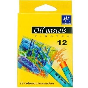 Pastele olejne Titanum 12 kolorów