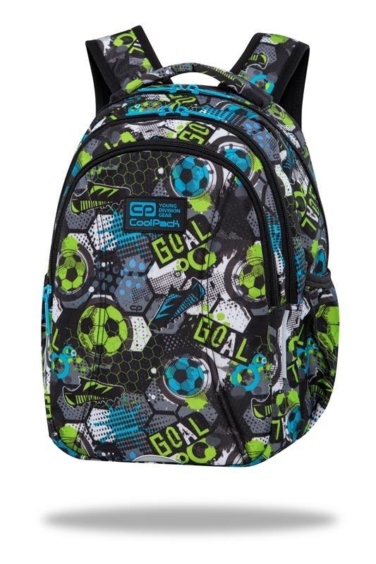 Plecak młodzieżowy Coolpack Joy S Football