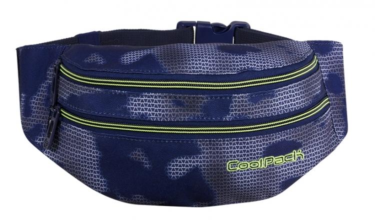 Saszetka nerka Coolpack Madison Misty Green A156