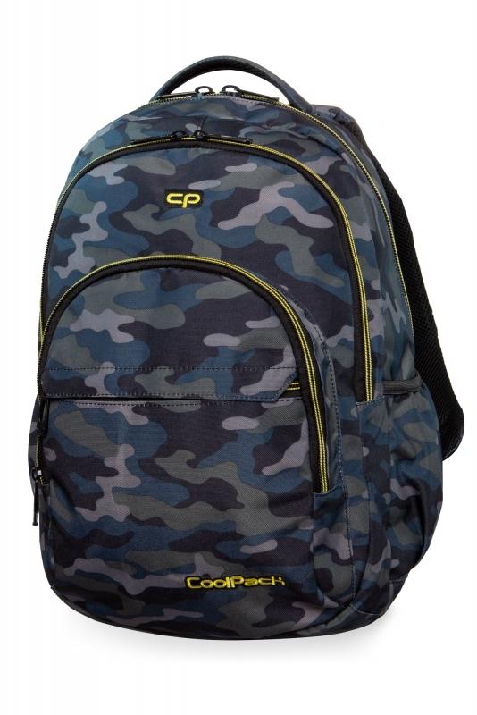 Plecak młodzieżowy Coolpack Basic Plus Military