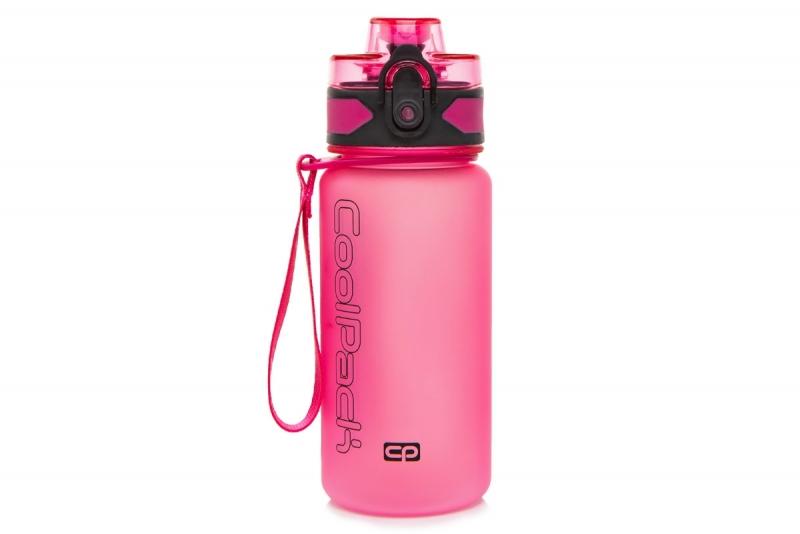 Bidon Brisk Mini Coolpack 400ml różowy